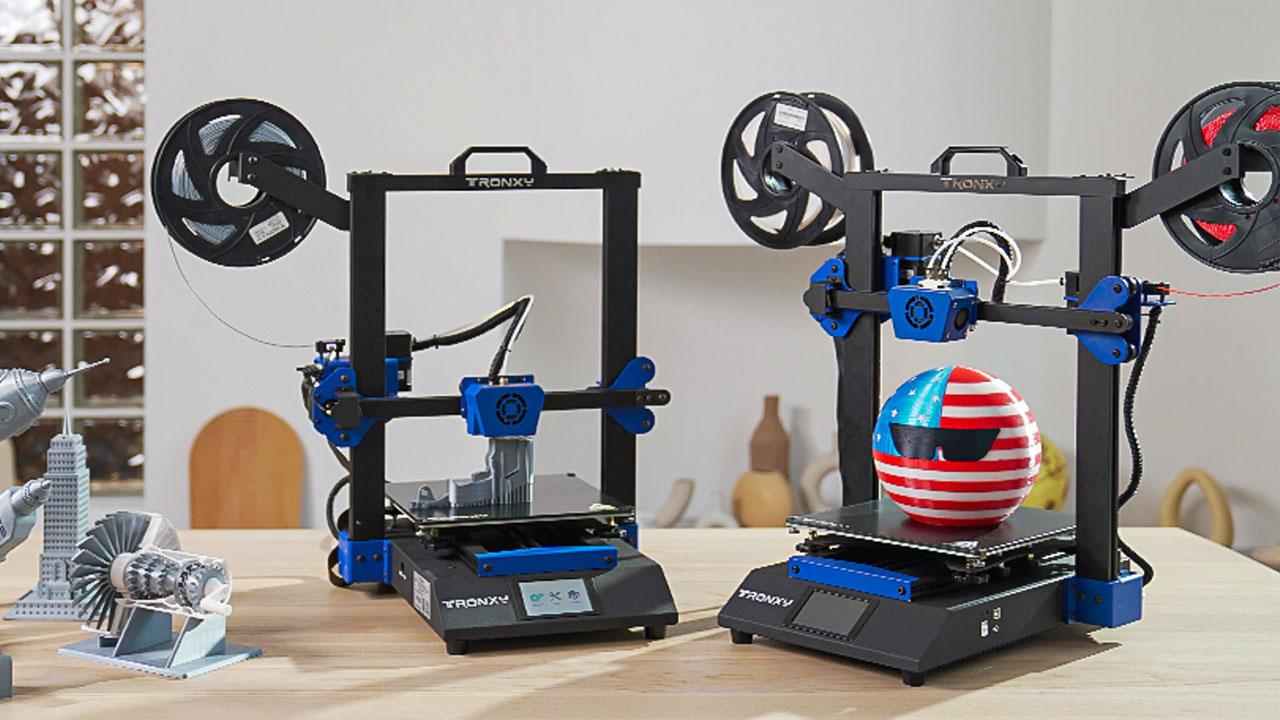 Tronxy XY-3 SE, la impresora 3D más versátil de la gama de entrada