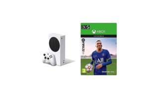 Xbox Series S + FIFA 22 gratis 2