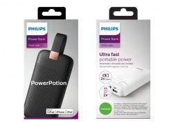 Philips DLP7003V/10 y Philips DLP5205U/10, dos powerbanks de marca