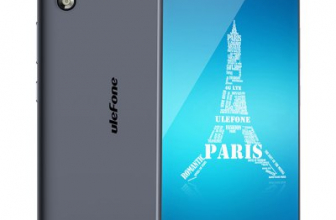 Ulefone Paris: Un móvil chino 4G clavado al iPhone.