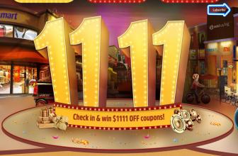 ¡Espectacular promoción 11 del 11 de Geekbuying!