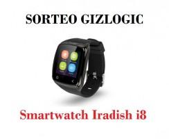 ¡Tenemos sorteo! ¿Quieres un Smartwatch Iradish i8? [FINALIZADO]