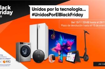 Smartphones en oferta en el Black Friday de PcComponentes