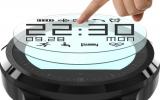 F68, un smartwatch circular para deportistas