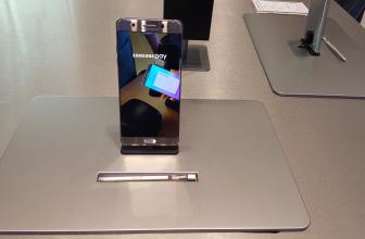 #IFA2016: Un paseo por el stand de Samsung II. Galaxy Note 7 y Galaxy Gear S3.
