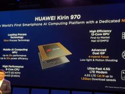 #IFA17: El Kirin 970 será un SoC revolucionario y muy inteligente.