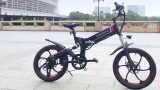 Samebike 20ZANCHE, una bicicleta eléctrica versátil