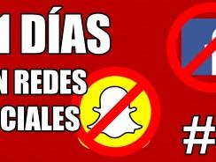 21 días sin redes sociales: La segunda semana de abstinencia #3