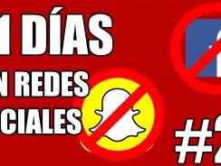 21 días sin redes sociales: Así ha sido la primera semana #2