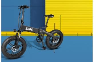 ADO Z20C, una bicicleta eléctrica con clara vocación de montaña