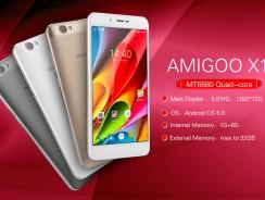 AMIGOO X15, buen tamaño y mejor batería