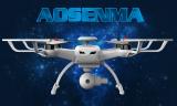 AOSENMA CG035, haz que vuele tu imaginación con este drone