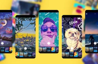 Adobe Photoshop Camera ya está disponible para iOS y Android