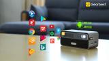 Alfawise HDP300, un proyector de bolsillo para llevarlo a todas partes