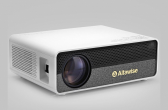 Alfawise Q9, proyector para gran formato con android