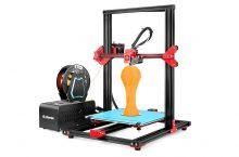 Alfawise U20, una impresora 3D para crear objetos de gran tamaño