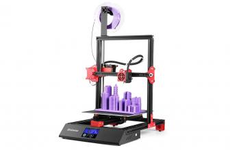 Alfawise U50, una impresora 3D DIY compacta y económica