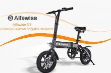 Alfawise X1, ¿qué te parece esta bicicleta eléctrica convencional?