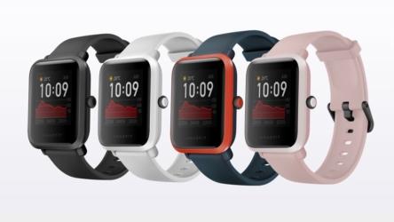 Amazfit Bip S, entre los relojes inteligentes más baratos y completos