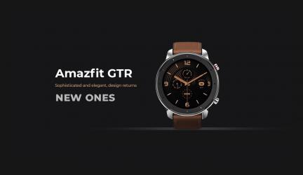 """Amazfit GTR, un reloj inteligente """"Premium"""" con batería para 24 días"""