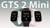 Amazfit GTS 2 mini, se anuncia una nueva versión a precio reducido