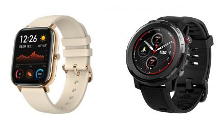 IFA19: Huami presenta los relojes Amazfit GTS y Amazfit Stratos 3