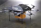 Amazon autorizada para probar el reparto con drones