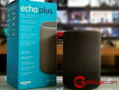 Amazon Echo Plus: el altavoz de Amazon se cuela en nuestra oficina