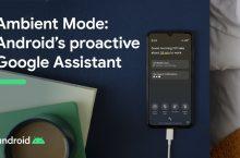 Android Ambient Mode llegará próximamente a dispositivos seleccionados