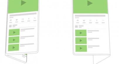 Google anuncia soporte para móviles plegables en Android