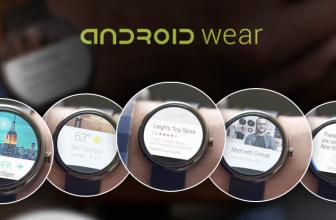 Android Wear novedades para competir con el Apple Watch