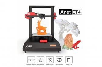 Anet ET4, una impresora 3D FDM súper económica para iniciarse