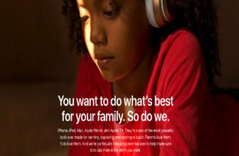 Apple Families, todos sus servicios de control parental