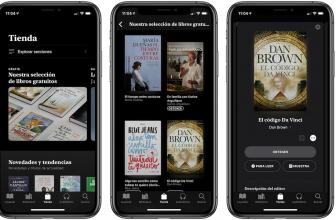 App Libros de Apple ofrece grandes clásicos de forma gratuita