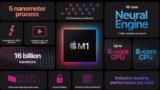 Apple M1, Apple da el salto a la arquitectura ARM con este potenteSoC