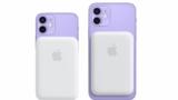 Apple lanza MagSafe, una batería magnética inalámbrica para iPhone 12