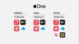 Apple One: así puedes unir todos tus servicios de Apple