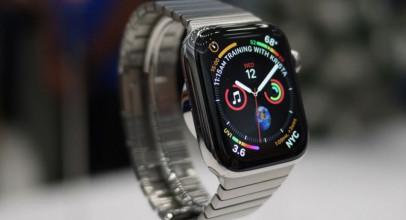 AppleWatchSeries4, conoce a la nueva línea de Smartwatches de lujo de Apple