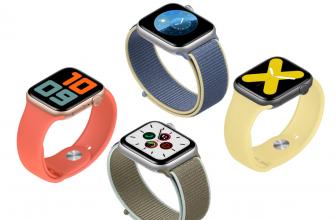 Apple Watch Series 5 es desvelado de manera oficial