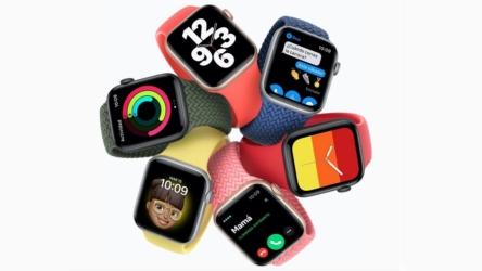 Apple Watch Series 6: ahora con medición de oxígeno en sangre