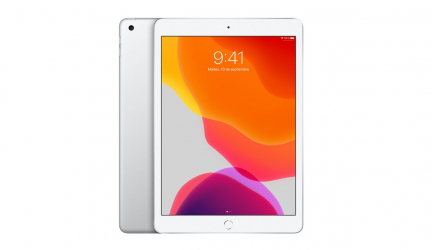 Apple también renueva su iPad con una versión de 10,2 pulgadas