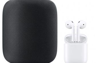 Apple prepara nuevosAirPods,HomePodsy cascospara el 2019