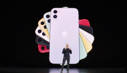 Apple presenta a los nuevos iPhone 11, iPhone 11 Pro y Pro Max