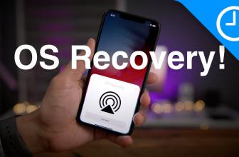 Apple trabaja en unRecoveryvía OTA para dispositivos con iOS