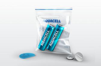AquaCell, unas pilas que se recargan con agua
