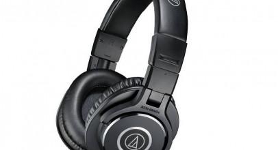 Audio Technica ATH-M40X, auriculares cómodos y confiables