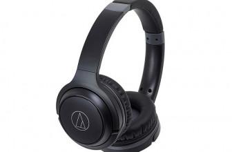 Audio Technica ATH-S200BT, mucho más que cómodos auriculares inalámbricos