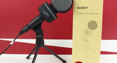 Aukey MI-W1 Micrófono, análisis y experiencia de uso