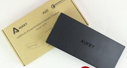 Aukey Quick Charge 3.0, ¿el mejor powerbank del mercado?