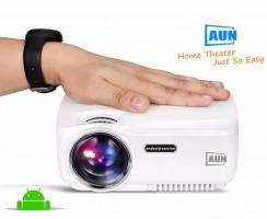 Aun AM01S, ¿para qué necesitas un proyector con Android?